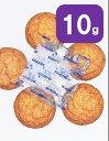 食品用乾燥剤 シリカゲル 【 10g 】 ×【50個】×【1袋】【送料200円】(国産・75×70mm・青つぶ入り) 乾燥剤 食品用…