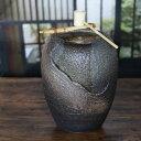 信楽焼 和風 おしゃれ 涼電動つくばい 陶器つくばい 循環 水琴窟 水流 蹲 筧 かけひ すいきん 箱庭 カケヒ 湧き水  d…