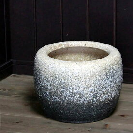 信楽焼 和風 おしゃれ 10号 火鉢 陶器 手あぶり 灰 手焙 インテリア ひばち ヒバチ 火鉢 やきもの火鉢 hi-0028