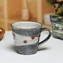 信楽焼 和風 おしゃれ マグカップ 天の川(赤)マグカップ マグカップ 陶器カップ コーヒーカップ コーヒー碗 ビアカ…