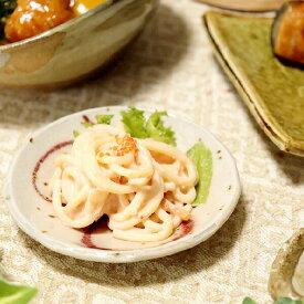 信楽焼 小皿 皿 和食器 盛り付け 陶器 取り皿 赤丸紋小皿 w321-10