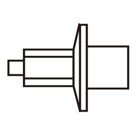 ミズノ スパイクピン(オールウェザー/トラック用)二段平行タイプ(陸上) Mizuno 8ZA301