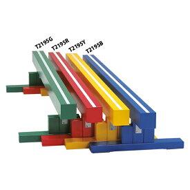 【送料無料】トーエイライト 平均台200 赤 レッド TOEILIGHT T2195R 体育器具、用品 平均台