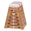 【送料無料】トーエイライト 跳び箱ST6段 TOEILIGHT T2567 体育器具、用品 とび箱