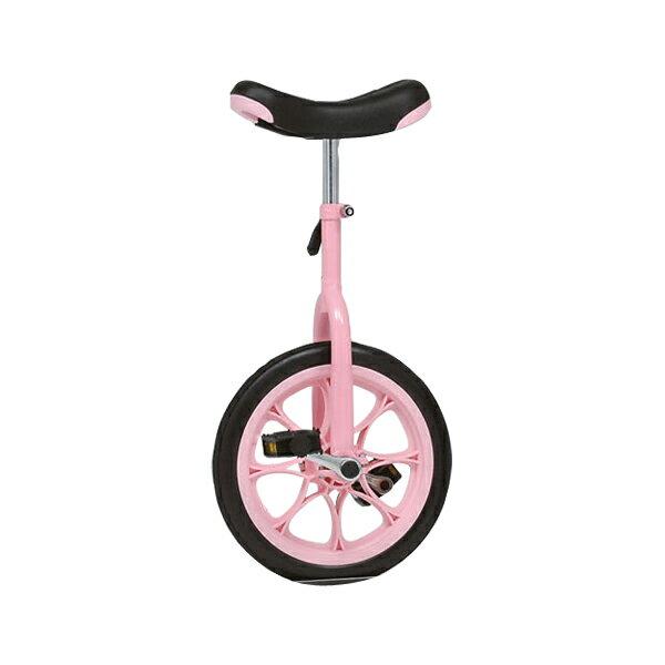 トーエイライト ノーパンク一輪車14(ピンク) ピンク TOEILIGHT T2664P 体育器具、用品 その他体育器具