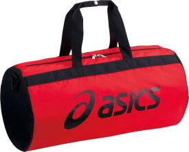 アシックス コンパクトドラム レッド×ブラック asics EBG443 2390