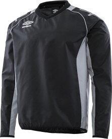 アンブロ Jr.ウインドアップピステトップ ジュニア サッカー・フットサルウェア ブラック UMBRO UAS4660J BLK