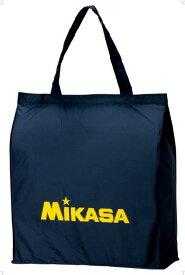 【在庫処分】ミカサ レジャーバックラメ入り ネイビー MIKASA BA22 NB