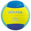 ミカサ キッズドッジボール二号 イエローグリーン MIKASA SD20YLG