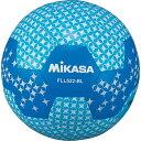 ミカサ フットサルボール レジャー用 BL MIKASA FLL522BL