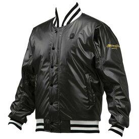 【在庫処分】【送料無料】ミズノ ミズノプロ サーモブリッドジャケット ブラック Mizuno 12JE8X80 09
