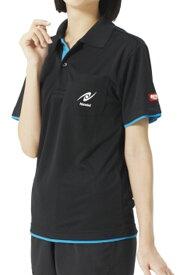 ニッタク(日卓) 【男女兼用 卓球用ウェア】 レイヤーシャツ ブラック Nittaku NW2172 71
