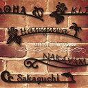 表札 アイアン調 ステンレス【横幅35センチ】切り文字 MiBAE The Ohana ハワイアンテイストのデザイン 接着剤セット ローマ字(戸建 ひょうさつ おしゃれ 新築祝い アルファベット 金属