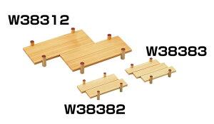 ひのきミニ八ツ橋 (B) [W38382](料理箱・皿/八ッ橋・クリア枡)