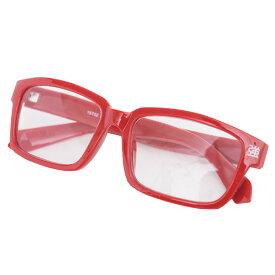 老眼鏡単品 SGS-B3 強度+3.5 レッド (店舗用品/レジ回り用品/カウンター備品)