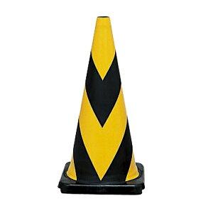 【送料無料♪】工事保安用品 トラコーン 反射タイプ サイズ (高さ) :700mm (建設現場・工事現場用品/カラーコーン)
