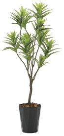 【送料無料】【2020年新商品】フレッシュドラセナ1.45 (人工観葉植物) 高さ145cm 光触媒機能付 (2017A300)