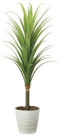 【送料無料】【2020年新商品】ドラセナ1.8(ポリ製) (人工観葉植物) 高さ180cm 光触媒機能付 (2019A350)