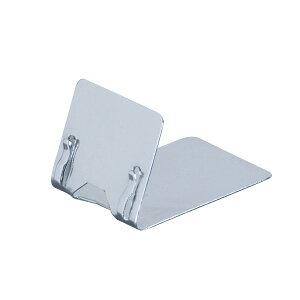 スチールフリーカード立 小 (10個セット)(販促POP/カード立て)