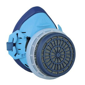 防毒マスク (吸収缶なし) (安全用品・標識/安全標識/特定化学物質・有機溶剤標識)