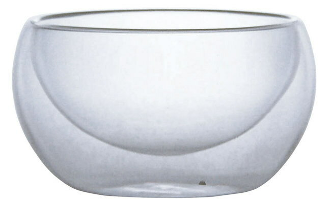 二層硝子 珍味入 [W26925]【和食器・業務用調理道具の用美ブランド】