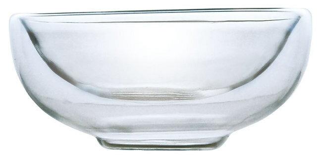 二層硝子 平珍味入 [W26965]【和食器・業務用調理道具の用美ブランド】