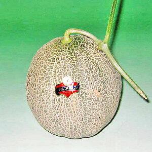 北海道夕張産 夕張メロン(共撰・優) 2kg×1玉送料無料 冷蔵配送出荷期間 6月下旬〜8月上旬