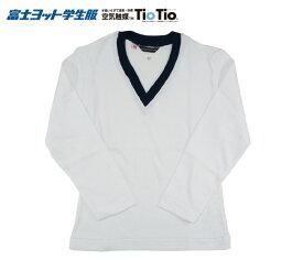 [ネコポス配送可]富士ヨット セーラーズニット / セーラー服 インナー / WHITE