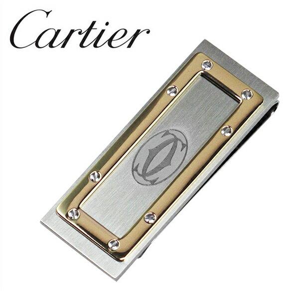 【新品】カルティエ マネークリップ 札ばさみ サントス ドゥ カルティエ T1220332 Cartier 【送料無料】【RCP】