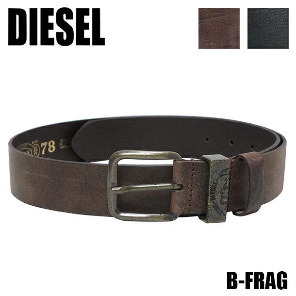 ディーゼル ベルト/ユニセックス [DIESEL] B-FRAG X03759 PR080 【ラッピング無料】【新品】
