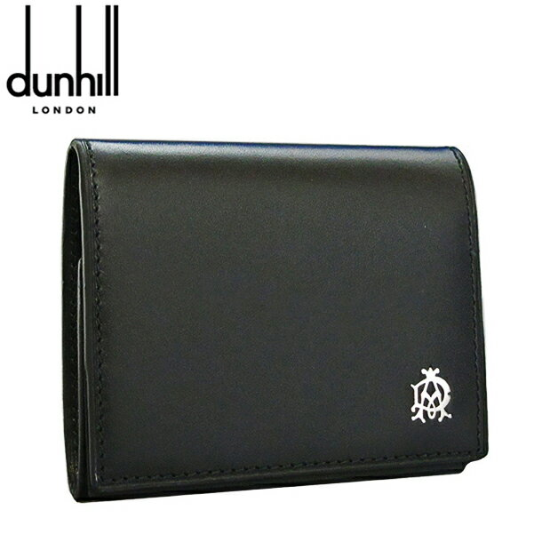 【新品】 ダンヒル コインケース 小銭入れ ブラック ウェセックス L2R380A WESSEX dunhill 【ラッピング無料】【送料無料】【RCP】