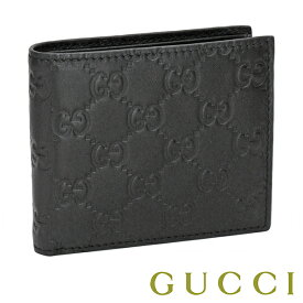 グッチ 財布 メンズ ブラック 365467 A0V1R 1000 AVEL グッチシマ