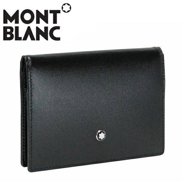 【送料無料】モンブラン カードホルダー MEISTERSTUCK ブラック 107443 MONTBLANC【RCP】