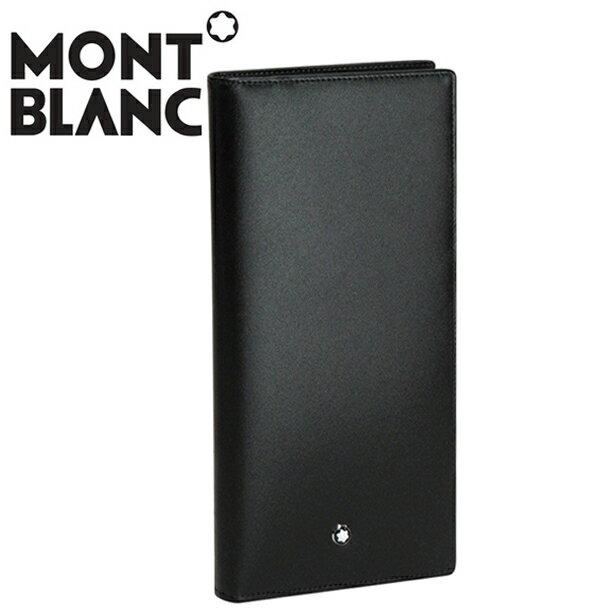 モンブラン 長財布(小銭入れなし) MEISTERSTUCK ブラック 35790 MONTBLANC【ラッピング無料】【送料無料】【RCP】