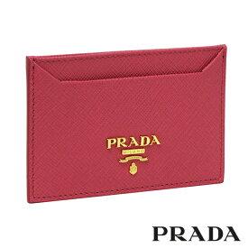 プラダ PRADA カードケース ピンク(PEONIA) 1MC208 QWA F0505