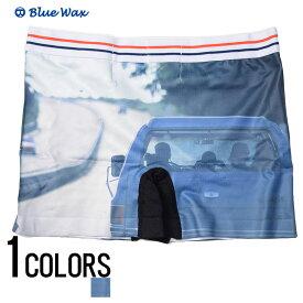 """アンダーウェア メンズ """"Blue Wax【ブルーワックス】Blue Wax×anna magazine コラボボクサーパンツ/全1色""""【あす楽対応】【アンダーウェア ボクサーパンツ サーフ メンズ BITTER ビター】 プレゼント ギフト"""