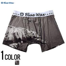 """アンダーウェア メンズ """"Blue Wax【ブルーワックス】Dolphin swim ボクサーパンツ/全1色""""【あす楽対応】【ボクサーパンツ アンダーウェア 下着】 BITTER ビター プレゼント ギフト"""