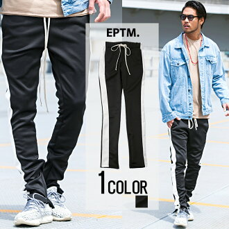 "All one color of ""EPTM.TECNO PANTS/ """