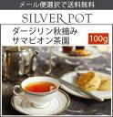 【メール便選択で送料無料】[お徳用パック]ダージリン紅茶2016年オータムナル・サマビオン茶園FTGFOP1 Clonal(100g)