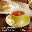 紅茶 お徳用パック ダージリン オータムナル 2018年 シーヨック茶園 FTGFOP1 (100g)