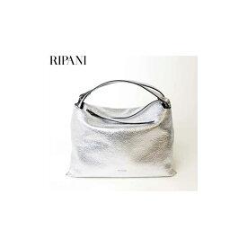 RIPANI 牛革箔加工 ダブルハンドル2WAYバッグ 2019スプリング/サマー