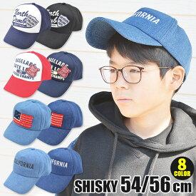 2dc36731717bd  お買い物マラソン 全品送料無料 SHISKY シスキー アメカジ キッズ キャップ CAP 帽子 野球