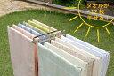 NEW折りたたみ式タオルハンガー日本製 サビにくい コンパクト省スペース 丈夫 頑丈 長持ち壊れない タオル掛け 折りた…