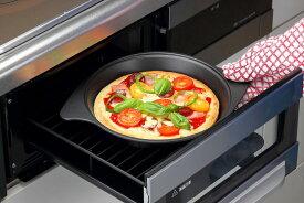 グリルdeクックこんがりピザパン日本製 グリル 調理トレー オーブンフッ素 時短 簡単 ラクラク 便利早業 耐熱皿 リンゴパイ 下村企販燕三条 ツバメ 国産