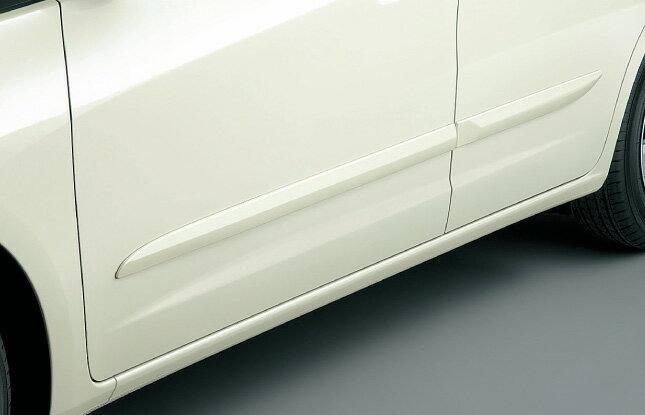 HONDA ホンダ FIT フィット ホンダ純正 ボディサイドモールディング(カラードタイプ)【 2012.05〜次モデル】||