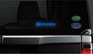 HONDA ホンダ 純正 NBOX N-BOX エヌボックス オーナメントイルミネーション:ブルーLED/スモールライト連動/ロゴプレート3枚付属 2011.11〜2012.11  