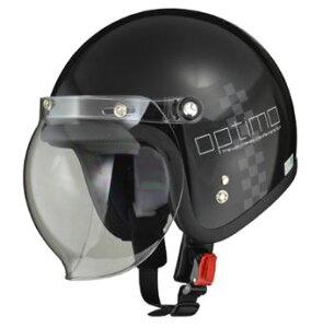 LEAD リード工業 MOUSSE ジェットヘルメット CHECK BLACK | ジェット ヘルメット ヘルメ バイク 原付 メンズ レディース クリア シールド バブルシールド かっこいい インナー おしゃれ デザイン ワ