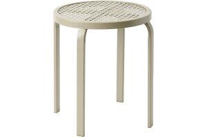 PATIO PETITE ウーノ UNO   チェア いす スツール スタッキングチェア 丸椅子 積み重ね コンパクト おしゃれ ガーデニング フラワースタンド ベランダ バルコニー テラス 庭 シンプル 屋外 屋内 家