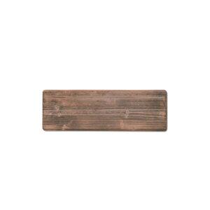 シェルフボード ブラウン 杉 W60 D20 H1.5cm | シェルフボード 壁面収納 シンプル おしゃれ かわいい ナチュラル 雑貨 本立て 空間 素材 木製 ウッド 家具 インテリア 自然 女子力 フォレスト 天然