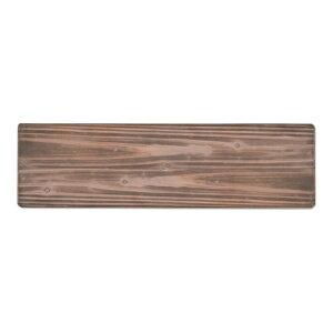 シェルフボード ブラウン 杉 W90 D26 H1.5cm   シェルフボード 壁面収納 シンプル おしゃれ かわいい ナチュラル 雑貨 本立て 空間 素材 木製 ウッド 家具 インテリア 自然 女子力 フォレスト 天然